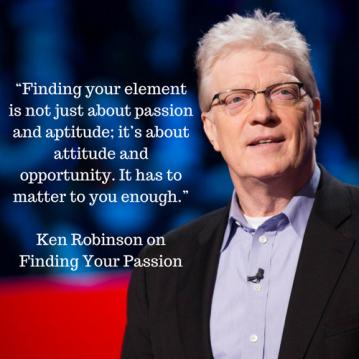 Ken Robinson image